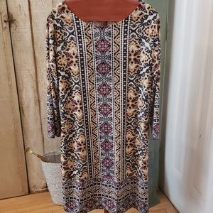 Very comfy business or casual dress
